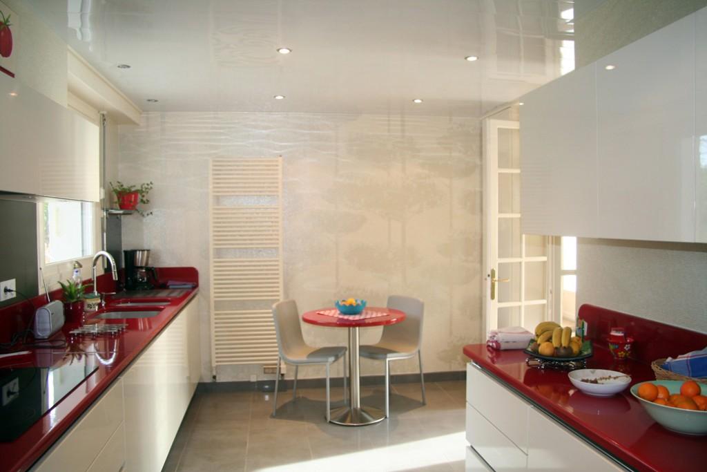 Papier peint ou peinture la maison de b n dicte - Peinture de decoration interieure ...