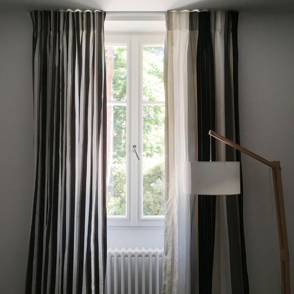 La maison du rideaux affordable rideau stems collection - La maison des rideaux ...